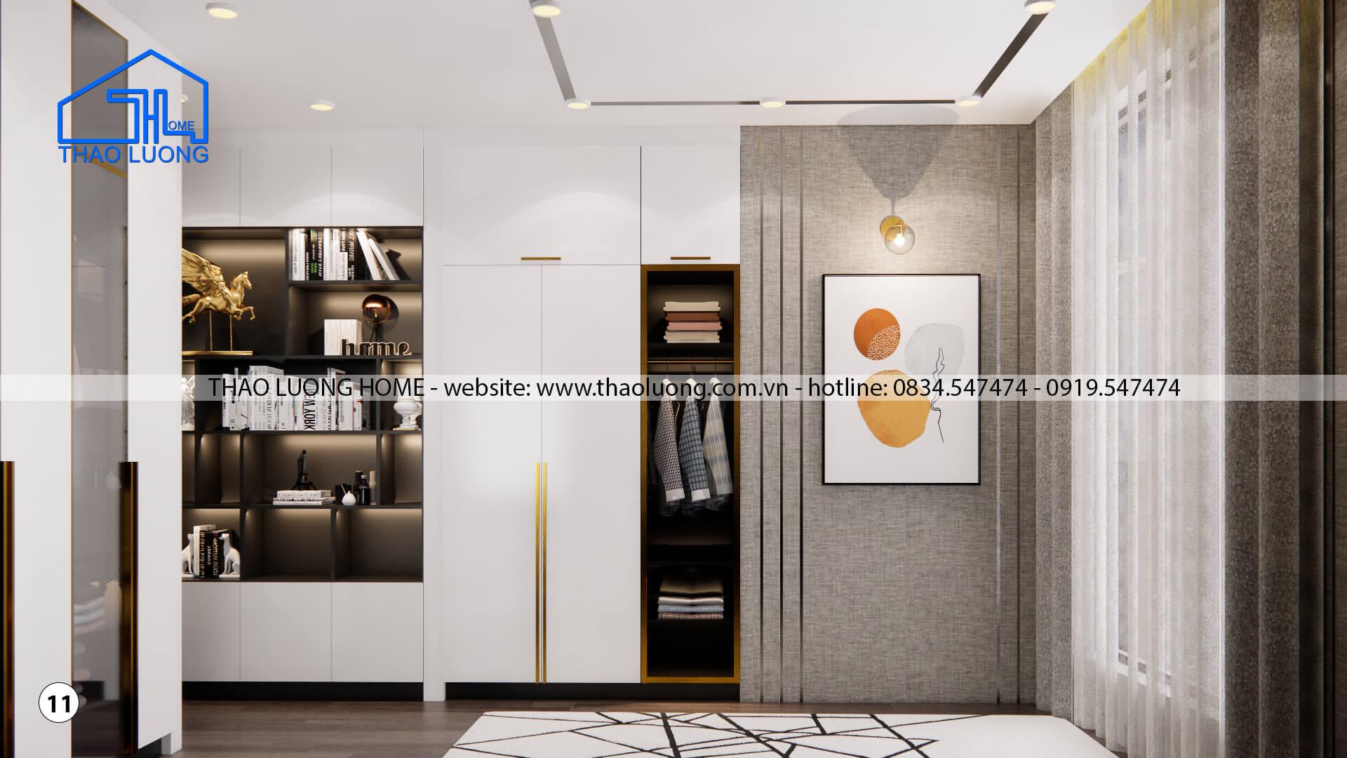 Tầm quan trọng của thiết kế thi công nội thất